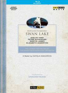 London Festival Ballet: Schwanensee (Tschaikowsky), Blu-ray Disc