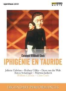Christoph Willibald Gluck (1714-1787): Iphigenie auf Tauris, DVD