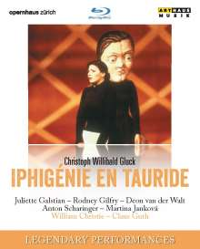 Christoph Willibald Gluck (1714-1787): Iphigenie auf Tauris, Blu-ray Disc