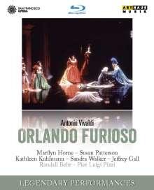 Antonio Vivaldi (1678-1741): Orlando Furioso RV 728, Blu-ray Disc