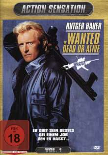 Wanted Dead or Alive, DVD