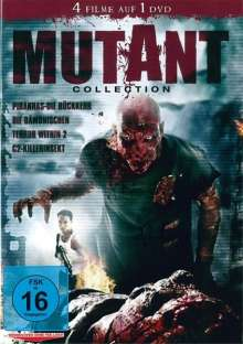 Mutant Collection, DVD