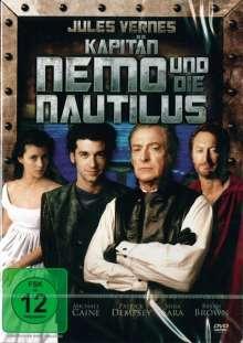 Kapitän Nemo und die Nautilus (20.000 Meilen unter dem Meer), DVD
