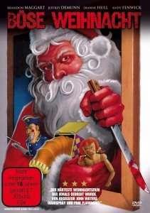 Böse Weihnacht, DVD
