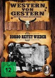 Western von Gestern - Zorro reitet wieder, DVD