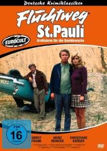 Fluchtweg St. Pauli, DVD