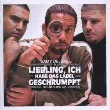 Samy Deluxe: Liebling, ich habe das Label geschrumpft, CD