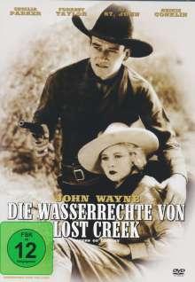 Die Wasserrechte von Lost Creek, DVD