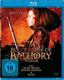 Bloodbath of Bathory (Blu-ray), Blu-ray Disc