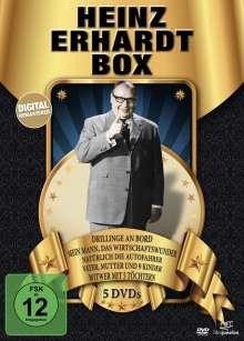 Heinz Erhardt Box, 5 DVDs