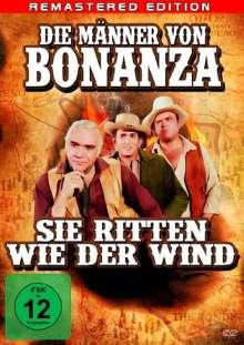 Die Männer von Bonanza - Sie ritten wie der Wind, DVD
