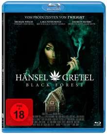 Hänsel und Gretel - Black Forest (Blu-ray), Blu-ray Disc