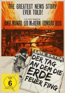 Der Tag, an dem die Erde Feuer fing, DVD