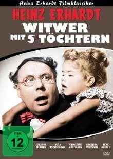 Witwer mit fünf Töchtern, DVD