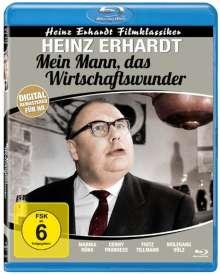 Mein Mann, das Wirtschaftswunder (Blu-ray), Blu-ray Disc