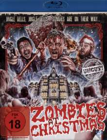 Zombies At Christmas (Blu-ray), Blu-ray Disc