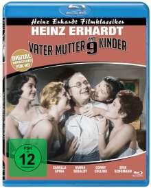 Vater, Mutter und 9 Kinder (Blu-ray), Blu-ray Disc
