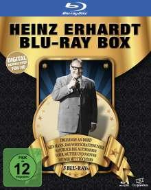 Heinz Erhardt Box (Blu-ray), 5 Blu-ray Discs