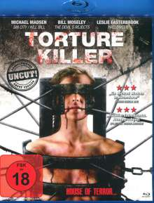 Torture Killer - Uncut (Blu-ray), Blu-ray Disc