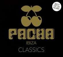 Pacha Ibiza - Classics (Best Of 20 Years), 3 CDs