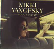 Nikki Yanofsky: Solid Gold EP, CD