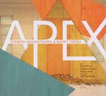 Rudresh Mahanthappa (geb. 1971): Apex, CD