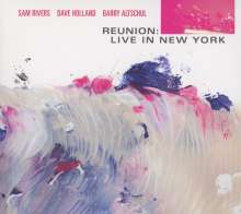 Sam Rivers, Dave Holland & Barry Altschul: Reunion: Live In New York 2007, 2 CDs