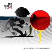 Steve Lehman & Craig Taborn: The People I Love, CD