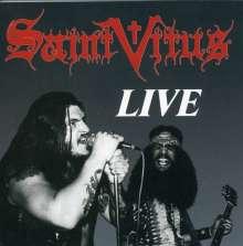 Saint Vitus: Live At Circus Gammelsdorf, 10.11.1989, CD