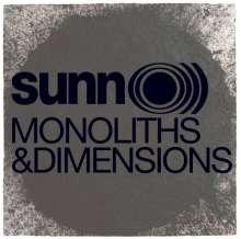 Sunn O))): Monoliths & Dimension, CD