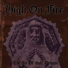 High On Fire: The Art Of Self Defense (180g) (remastered) (Limited Edition), 2 LPs