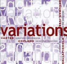 Louisville Orchestra - Variations for Orchestra, CD