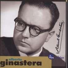 Alberto Ginastera (1916-1983): Pampeana Nr.3 op.24, CD