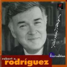 Robert Xavier Rodriguez (geb. 1946): Favola Boccaccesca (Symphonische Dichtung), CD
