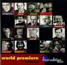 """First Edition-Sampler """"World Premiere Collection"""", CD"""