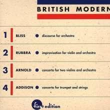 British Modern Vol.1, CD