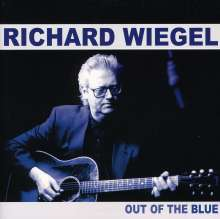 Richard Wiegel: Out Of The Blue, CD