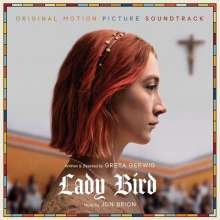 Jon Brion: Filmmusik: Lady Bird O.S.T., CD
