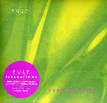 Pulp: Separations (2012 Reissue), CD