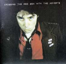 Adverts: Crossing The Red Sea With The Adverts, CD