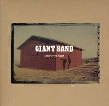 Giant Sand: Long Stem Rant (25th Anniversary), CD