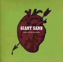 Giant Sand: Center Of The Universe, CD