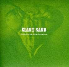 Giant Sand: ackyard Bbq Broadcast, CD