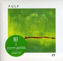 Pulp: It (2012 Reissue), CD