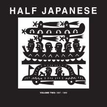Half Japanese: Volume Two: 1987-1989, 3 CDs