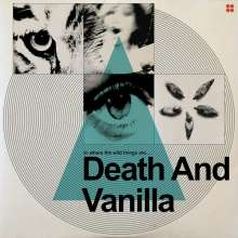 Death And Vanilla: To Where The Wild Things Are, CD