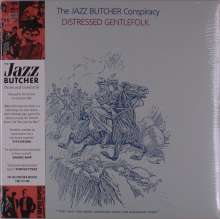 The Jazz Butcher: Distressed Gentlefolk (Reissue), LP
