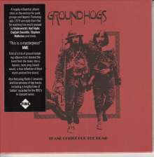 Groundhogs: Thank Christ For The Bomb, CD