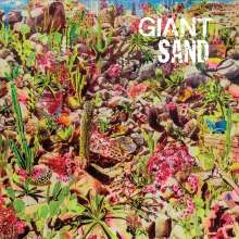 Giant Sand: Returns To Valley Of Rain (Limited-Edition) (Blue Vinyl), LP