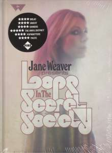 Jane Weaver: Loops In The Secret Society (Limited Edition), 1 CD und 1 DVD